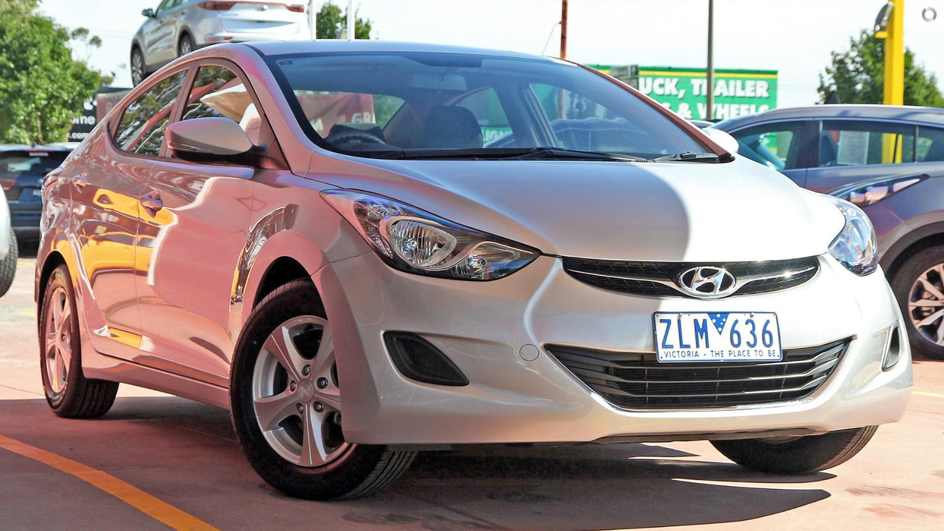 2012 Hyundai Elantra Active MD