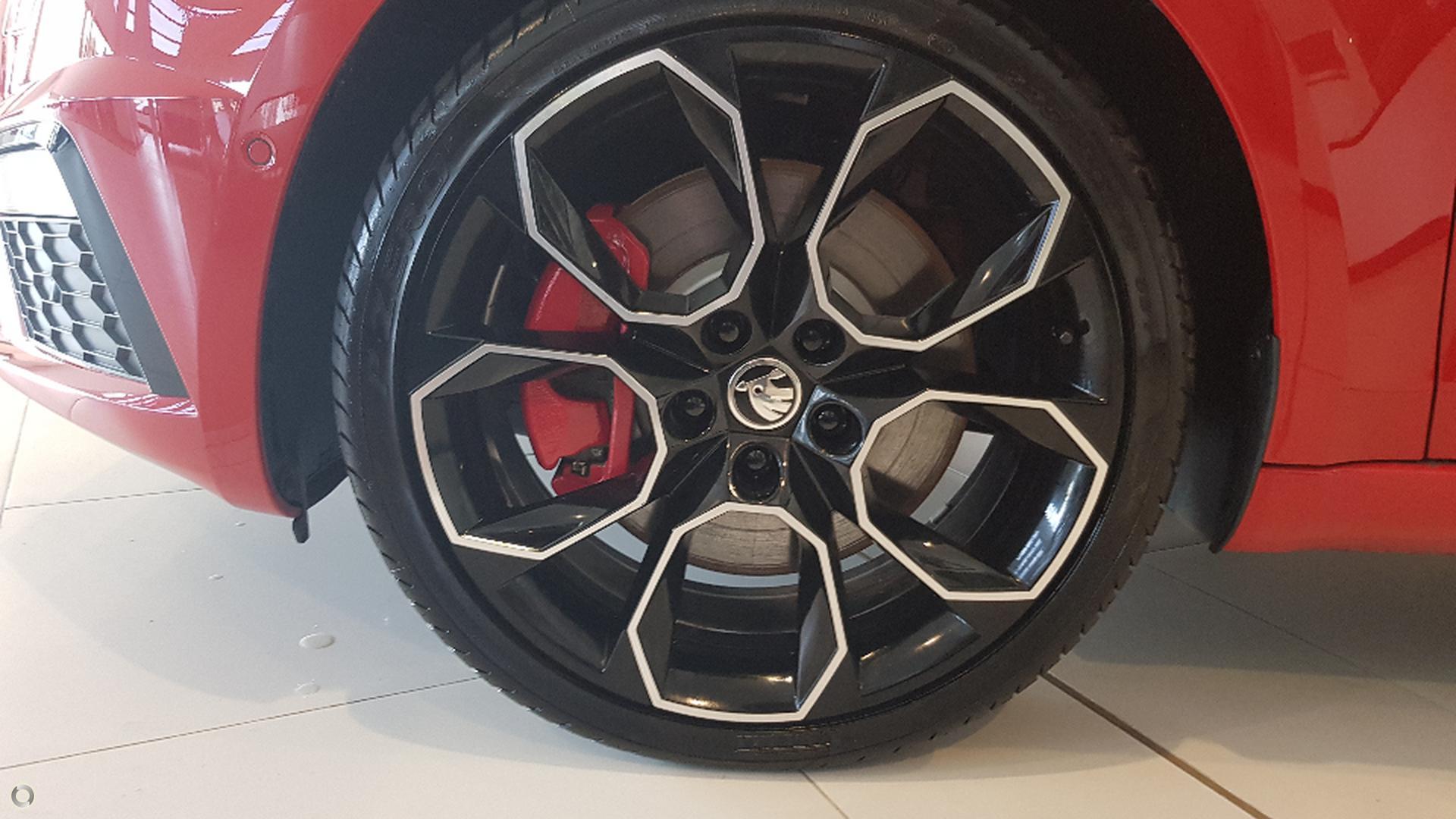 2017 SKODA Octavia RS 245 NE