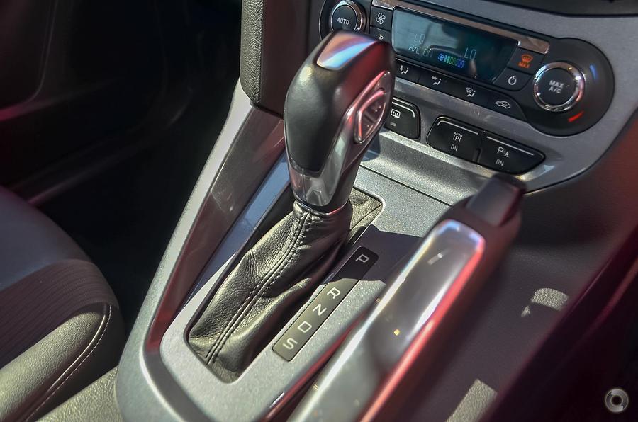 2011 Ford Focus Titanium LW