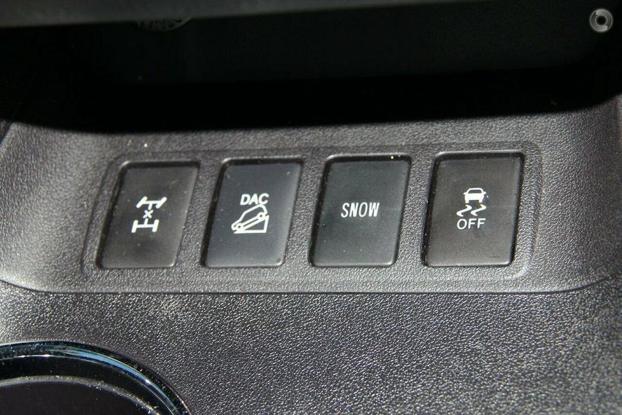2017 Toyota Kluger GX GSU55R