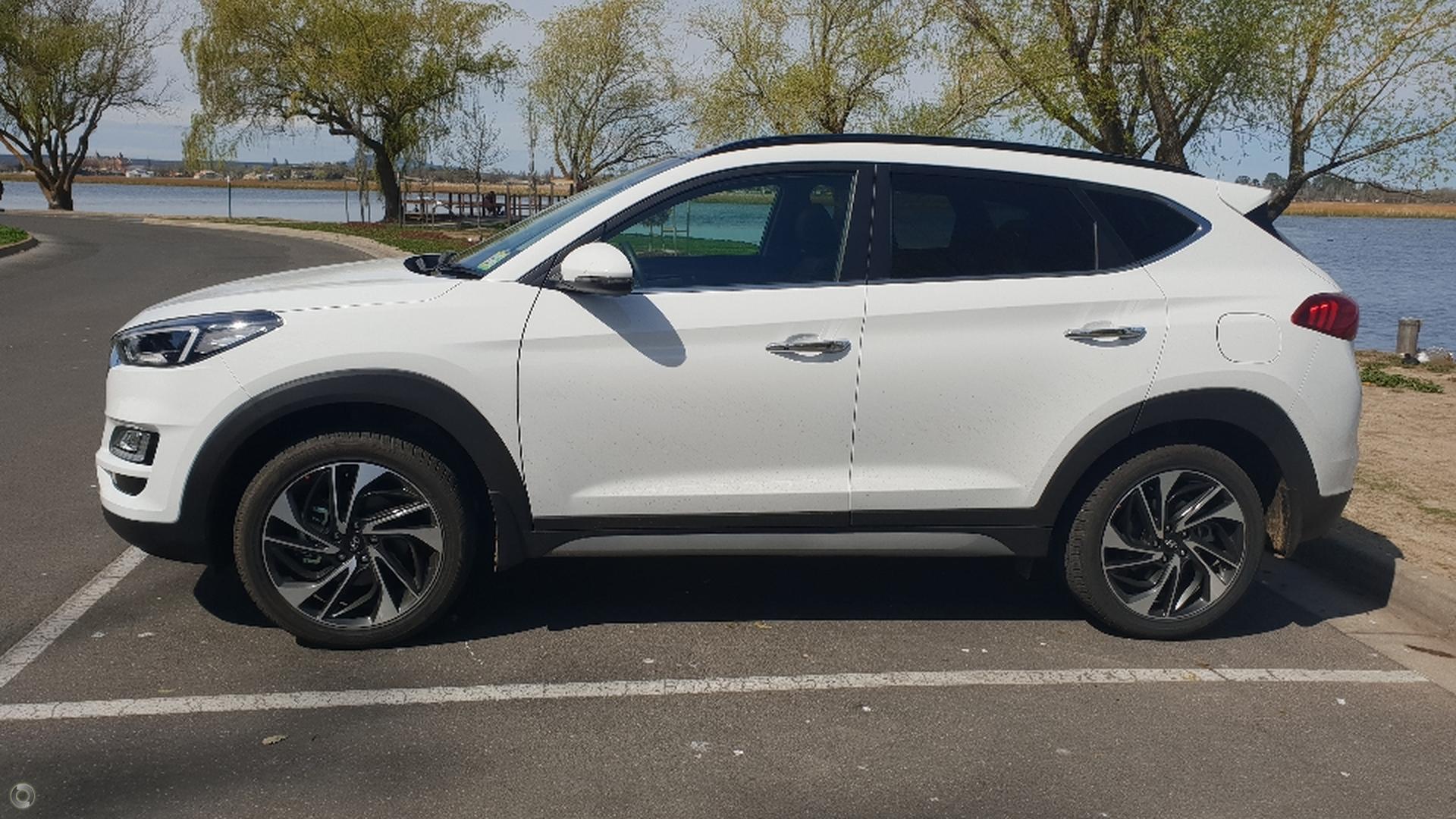2018 Hyundai Tucson Highlander TL3