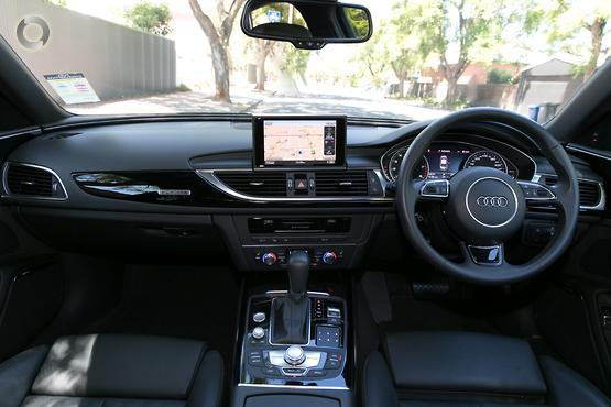 2017 Audi A6 Black Edition C7
