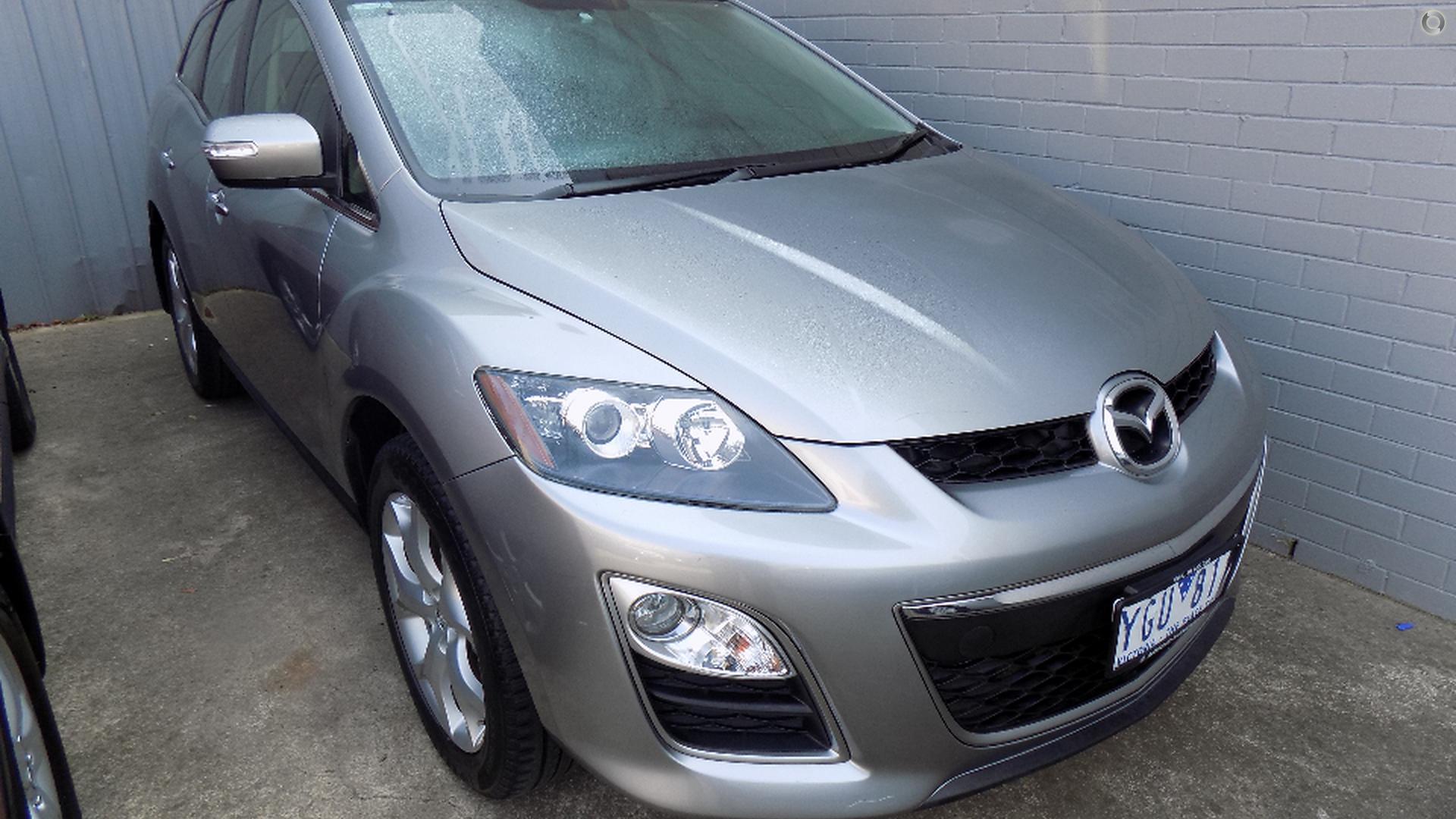 2011 Mazda CX-7 Luxury Sports ER Series 2