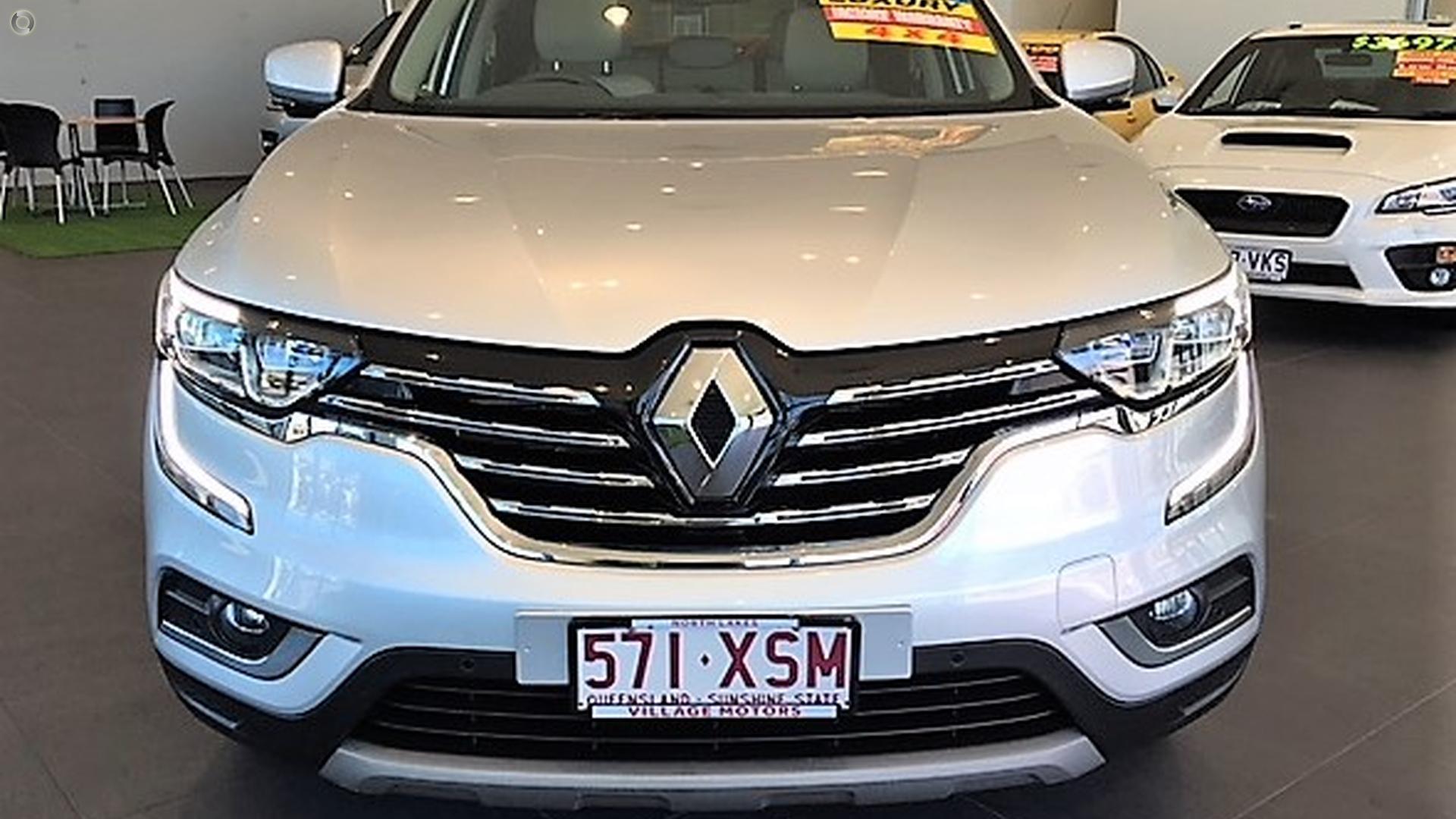 2016 Renault Koleos Intens HZG