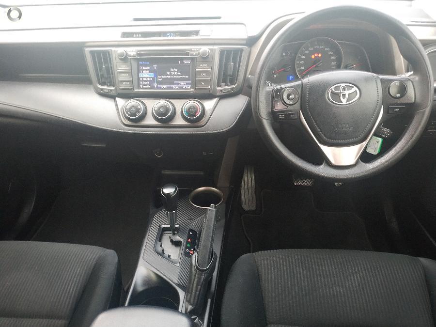 2014 Toyota RAV4 GX ZSA42R
