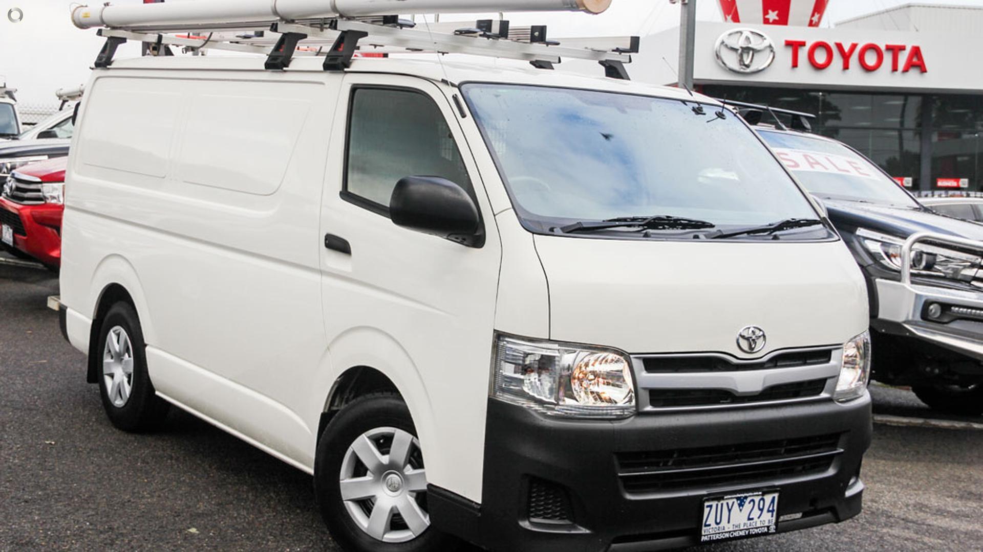 2013 Toyota Hiace  KDH221R