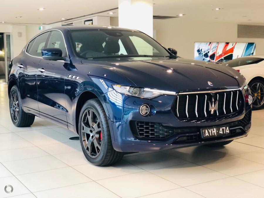 2018 Maserati Levante  M157
