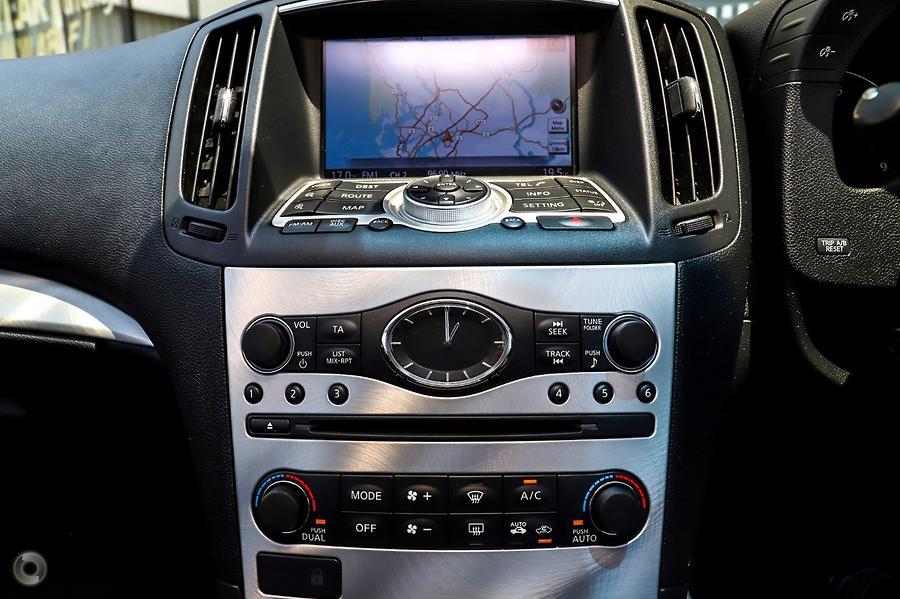 2013 Infiniti Q60 S Premium V36
