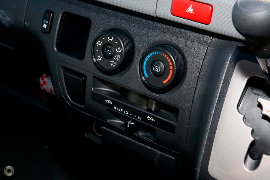 2007 Toyota Hiace Commuter TRH223R