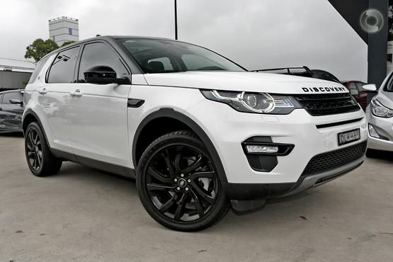 2016 Land Rover Discovery Sport TD4 180 HSE L550