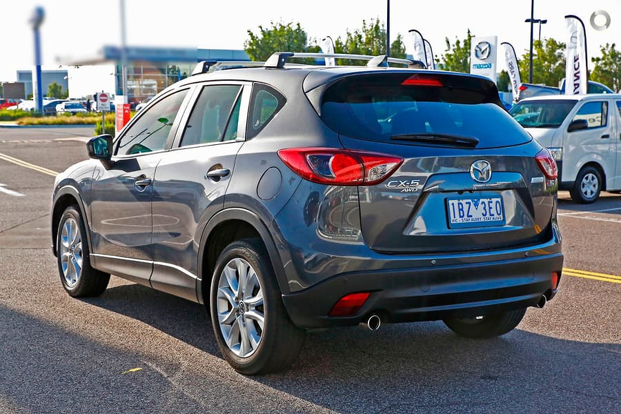 2014 Mazda CX-5 Grand Touring KE Series