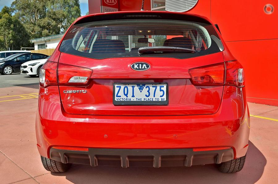 2012 Kia Cerato S TD