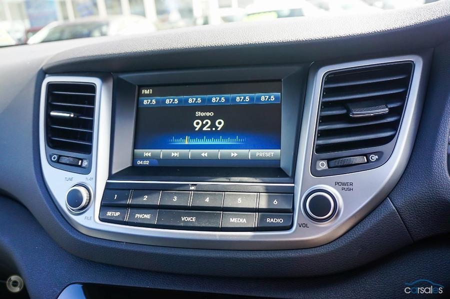 2018 Hyundai Tucson Active X TL