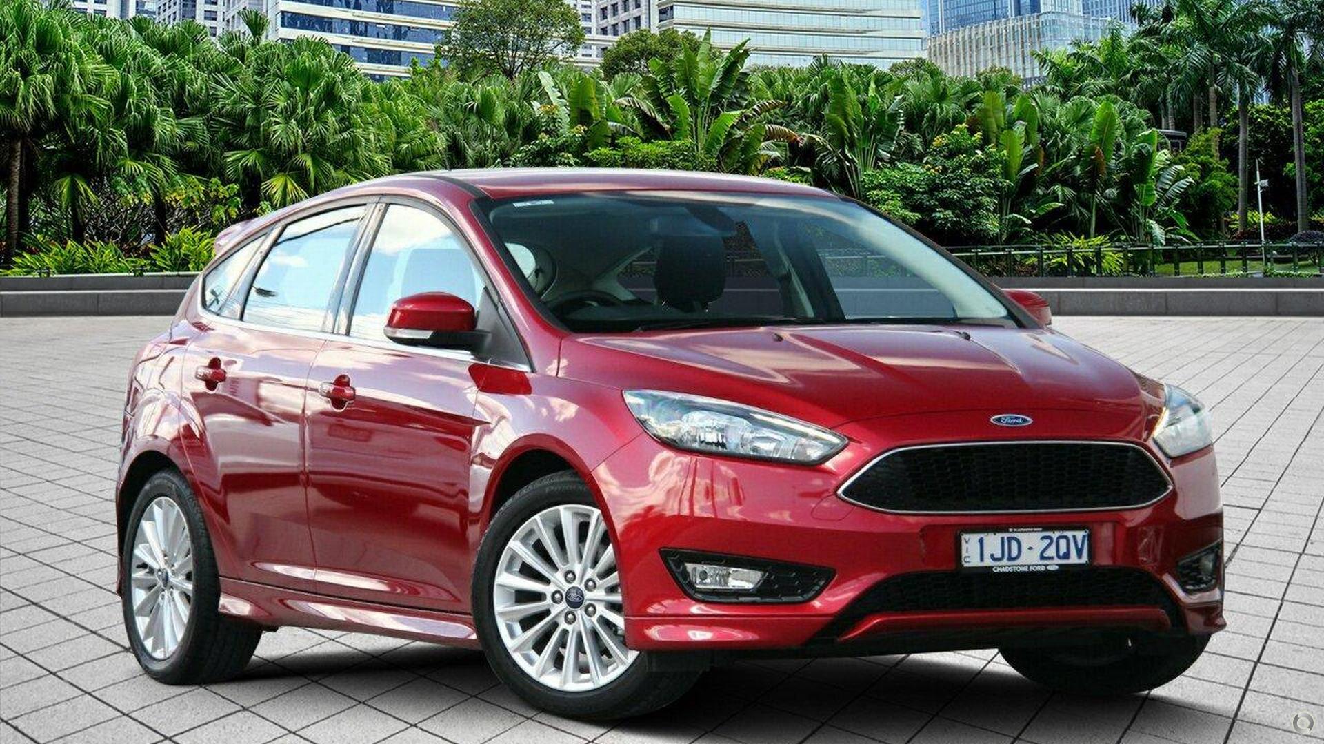 2017 Ford Focus Sport LZ