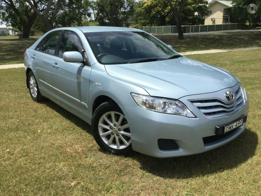 2011 Toyota Camry Altise ACV40R