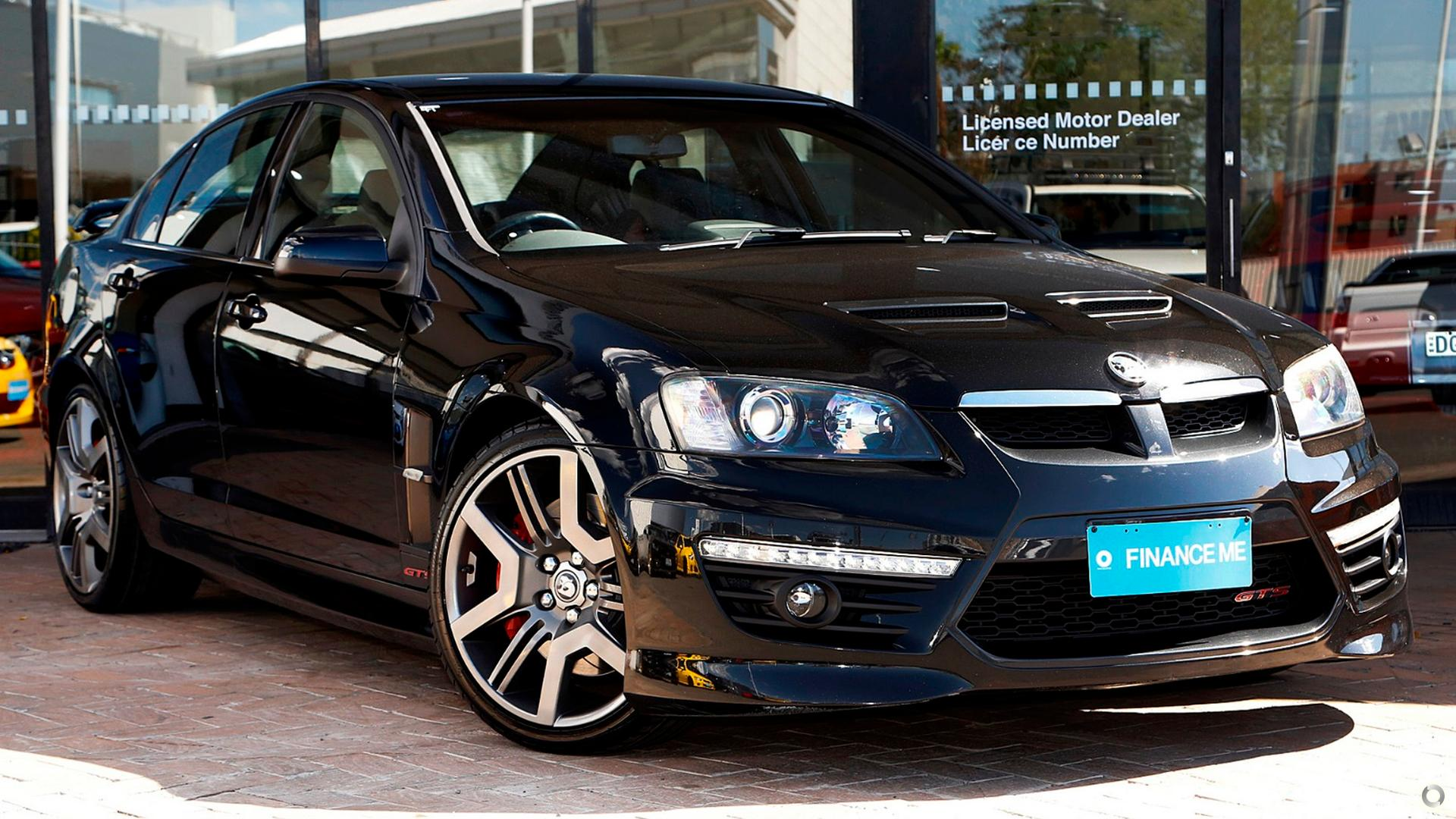 2011 Holden Special Vehicles GTS  E Series 3