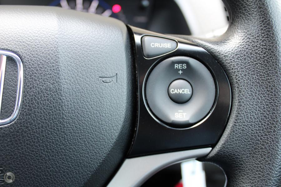 2012 Honda Civic VTi-L 9th Gen Ser II
