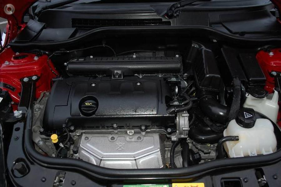 2011 MINI Hatch Cooper R56 LCI