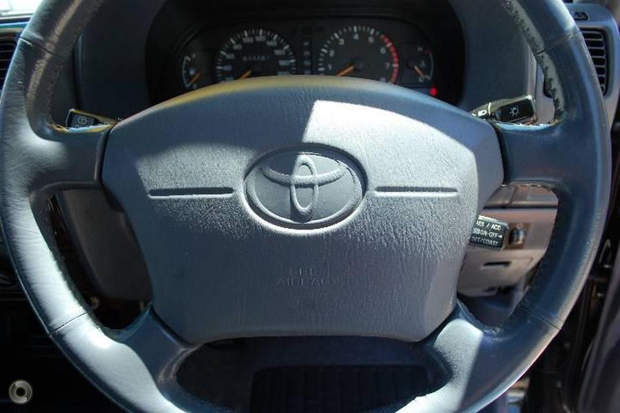 1997 Toyota Landcruiser Prado VX Grande VZJ95R