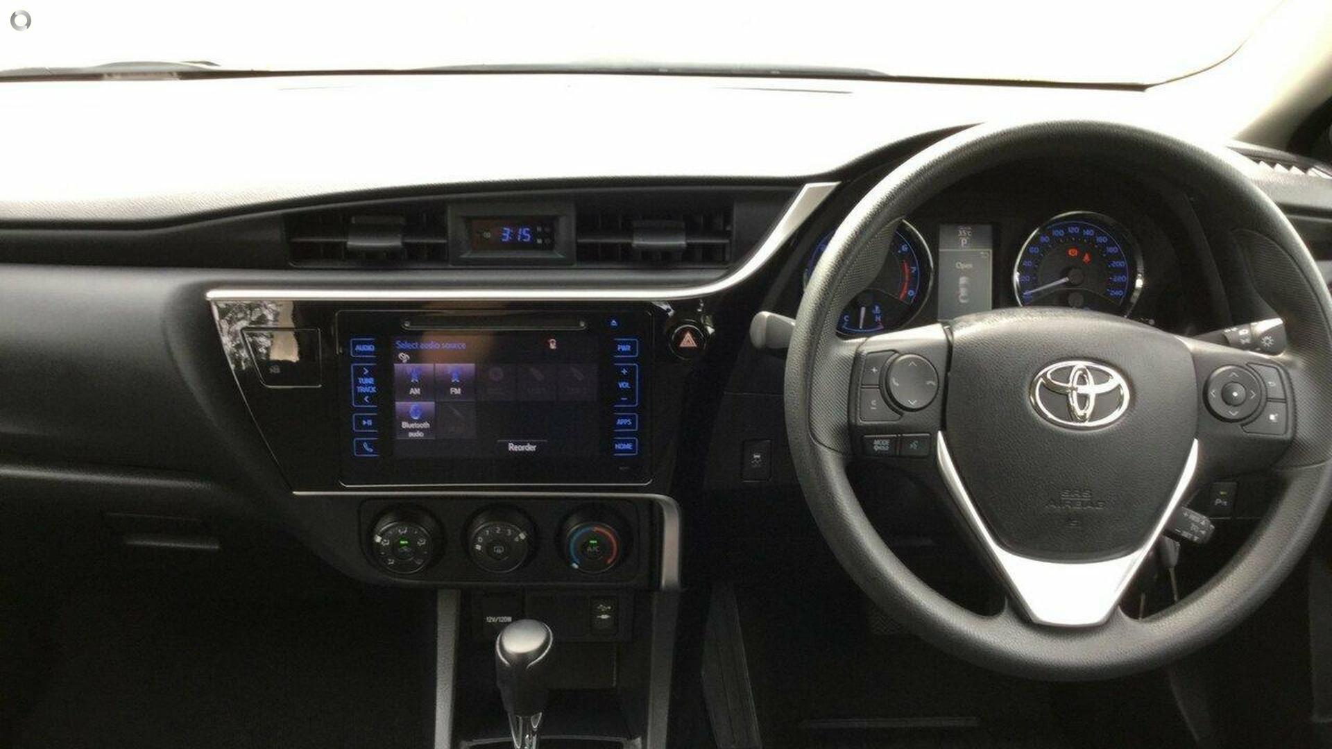 2017 Toyota Corolla Ascent ZRE172R