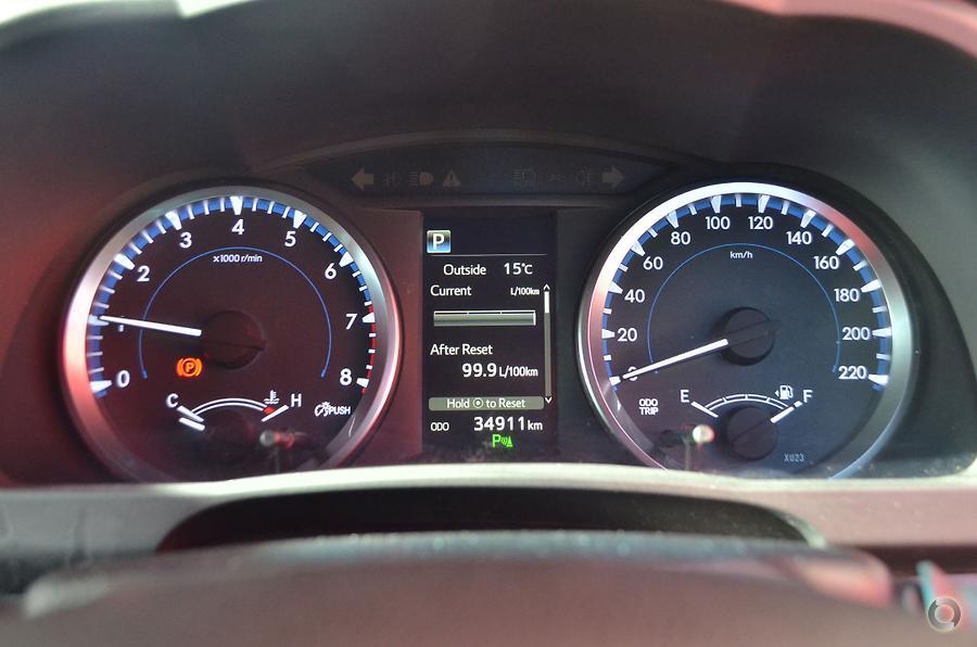 2017 Toyota Kluger GXL GSU50R