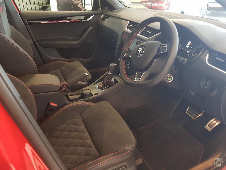2018 SKODA Octavia RS 245 NE