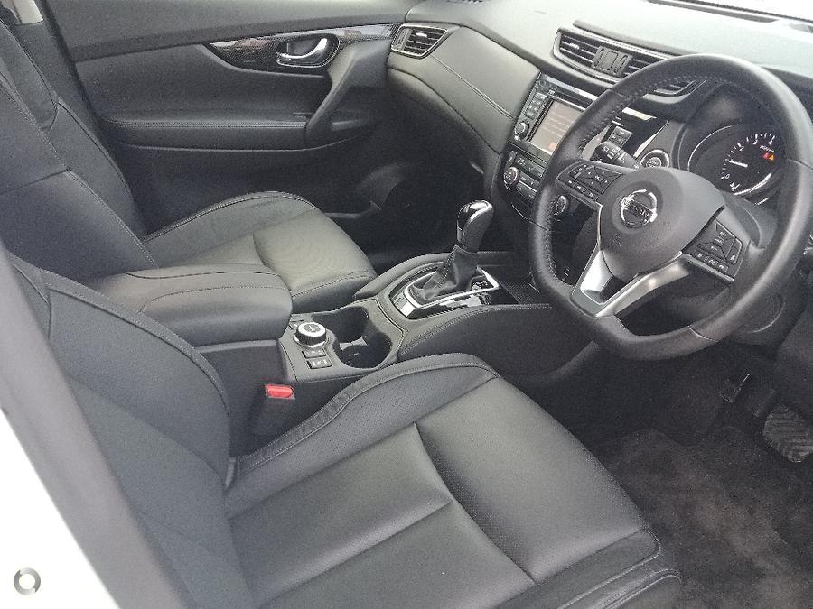 2017 Nissan X-Trail Ti T32 Series II