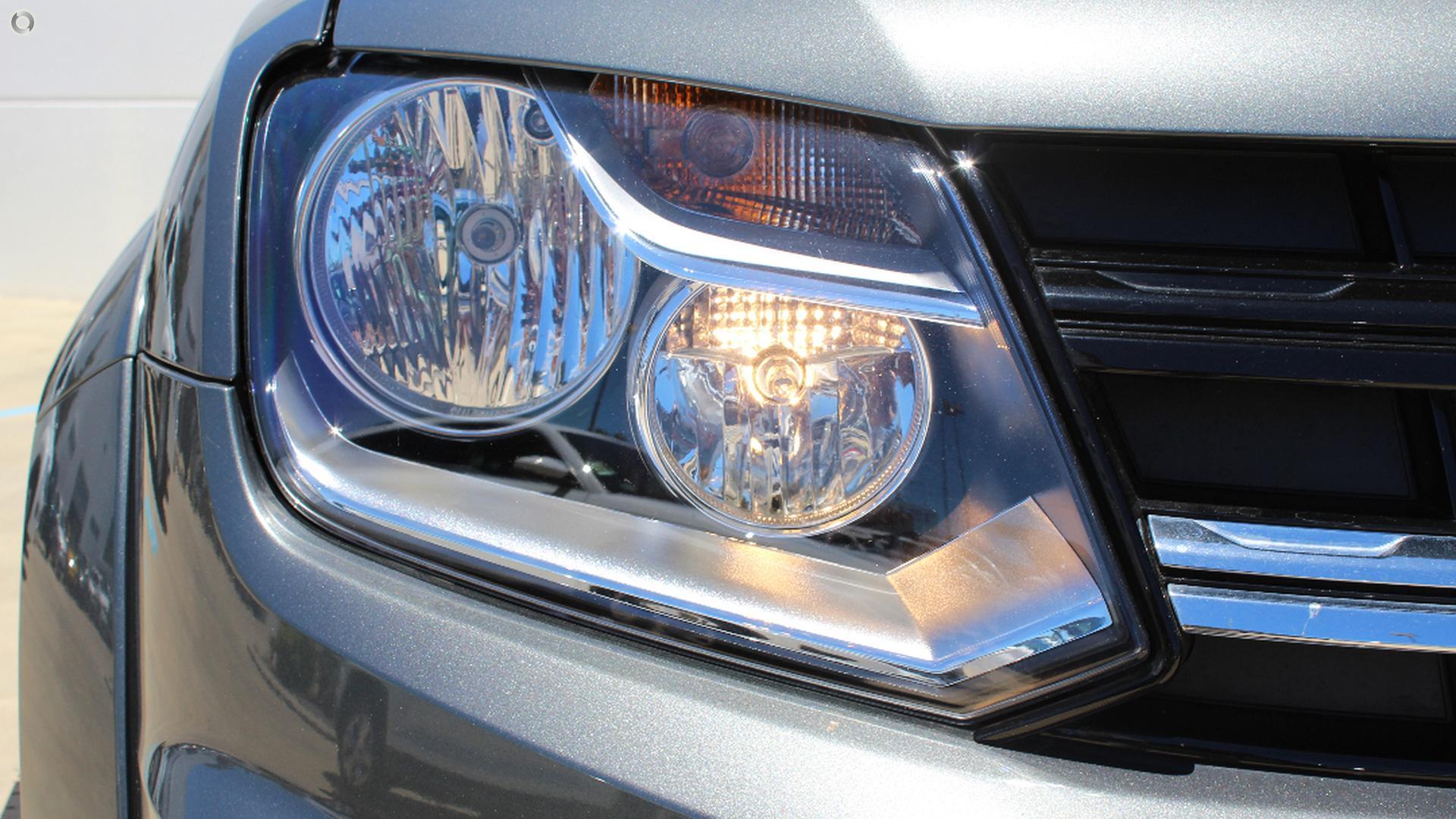 2017 Volkswagen Amarok TDI420 Core Plus 2H