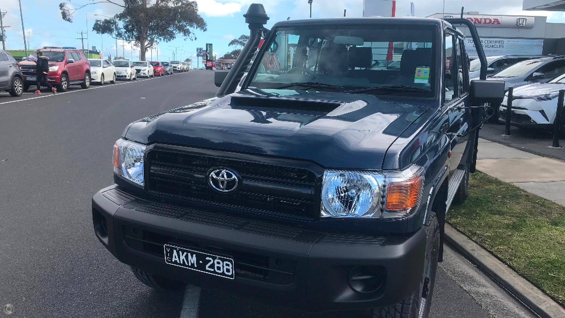2018 Toyota Landcruiser Workmate VDJ79R