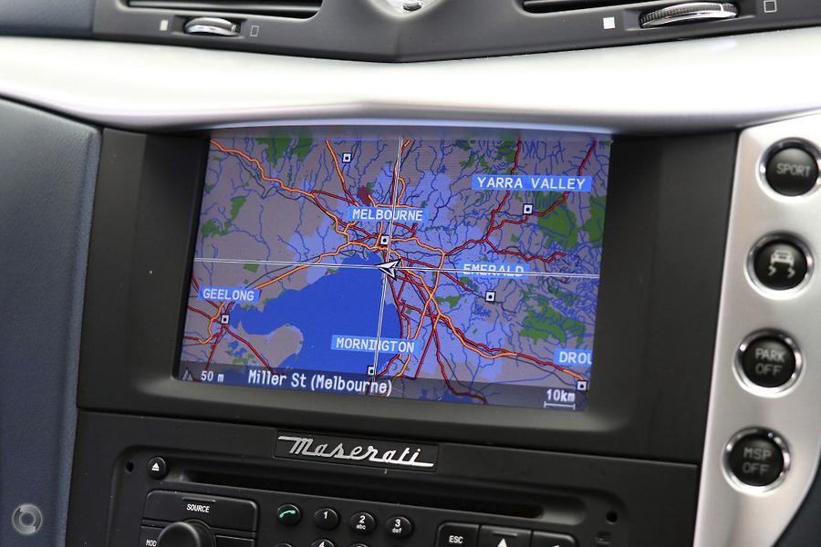 2009 Maserati GranTurismo  M145