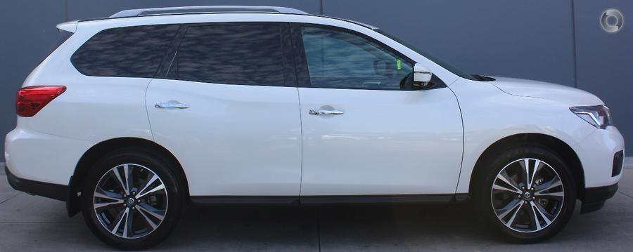 2017 Nissan Pathfinder Ti R52 Series II