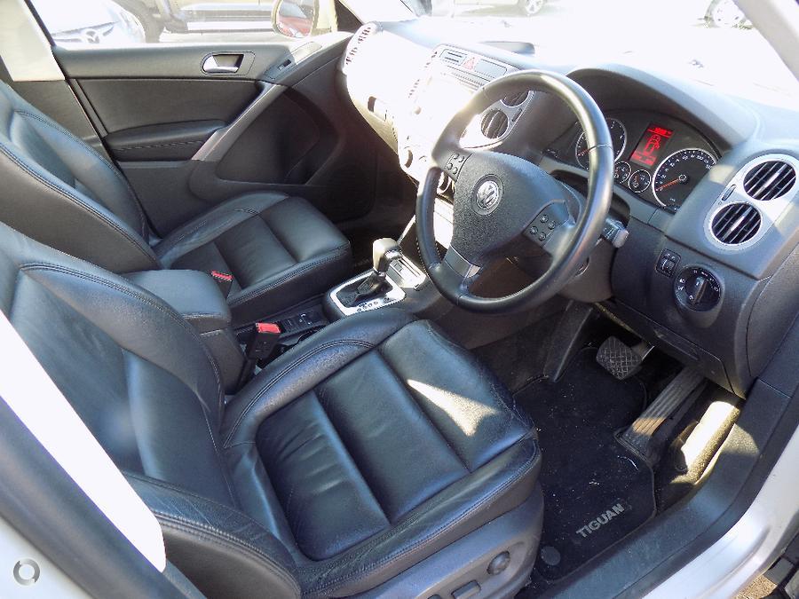 2009 Volkswagen Tiguan 103TDI 5N