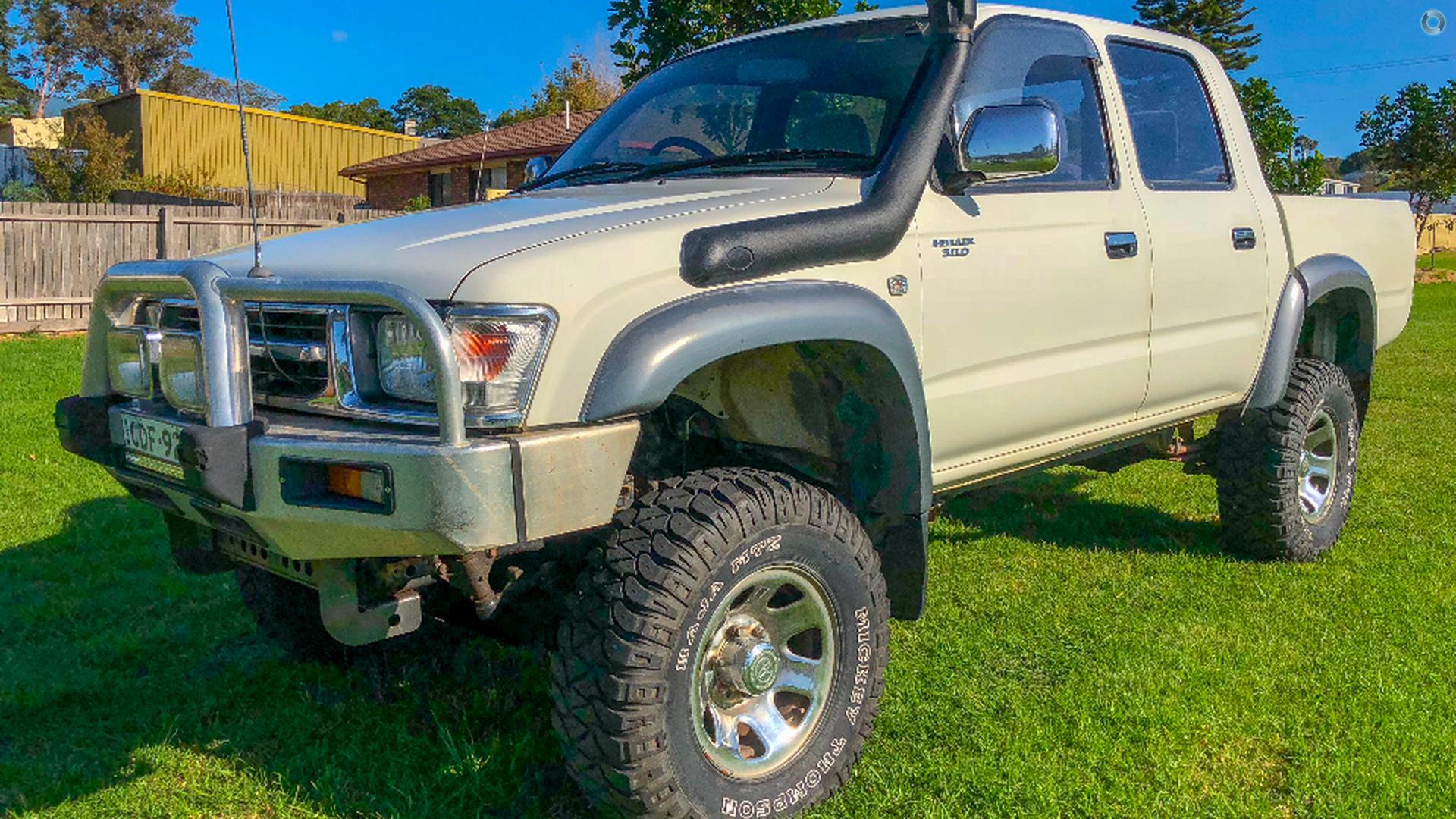 1999 Toyota Hilux SR5 LN167R