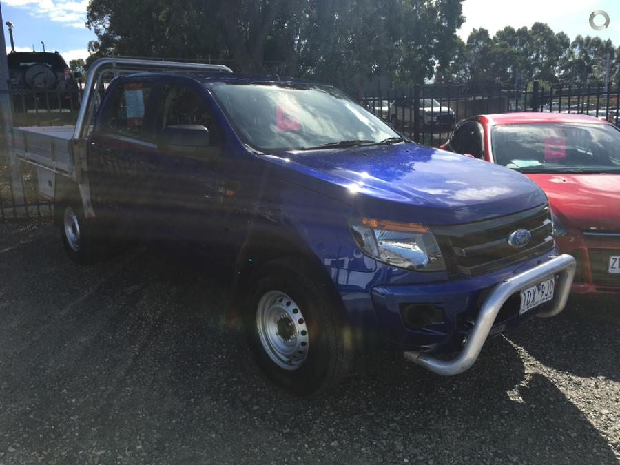 2015 Ford Ranger XL Plus PX
