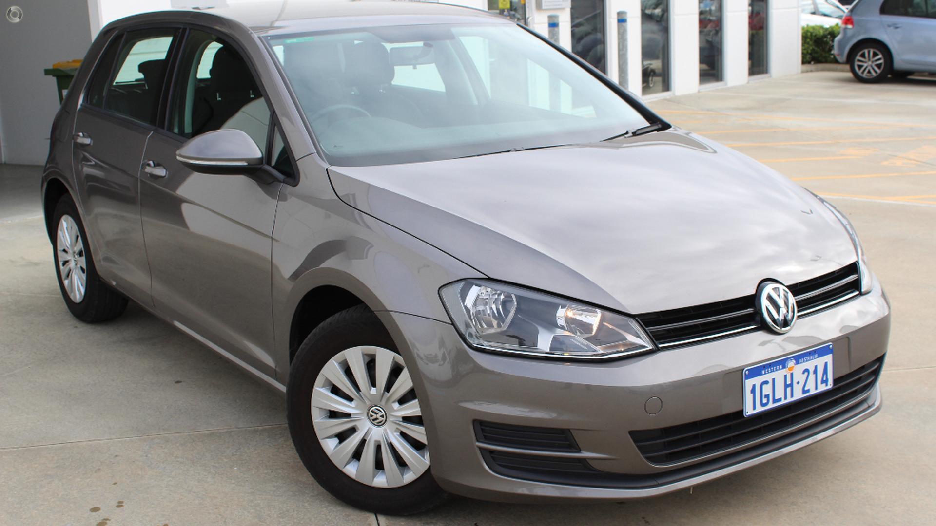 2014 Volkswagen Golf 90TSI 7