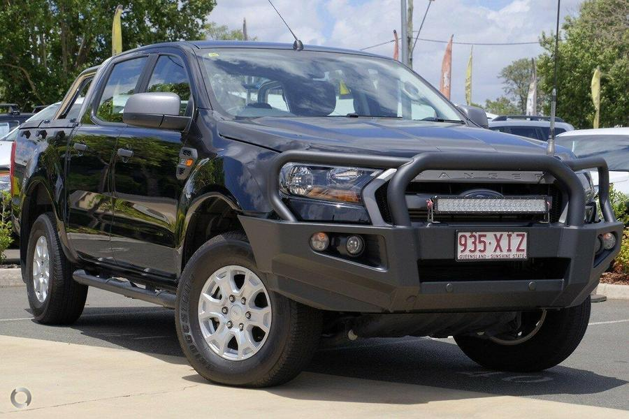 2017 Ford Ranger XLS PX MkII