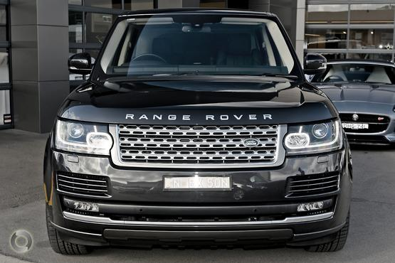 2013 Land Rover Range Rover TDV6 Vogue L405