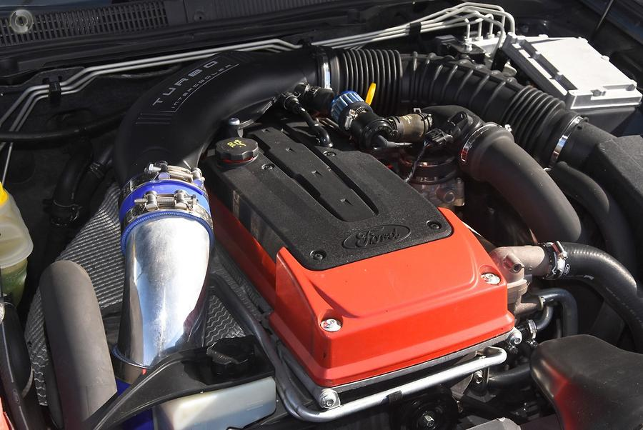 2012 Ford Falcon XR6 Turbo FG MkII