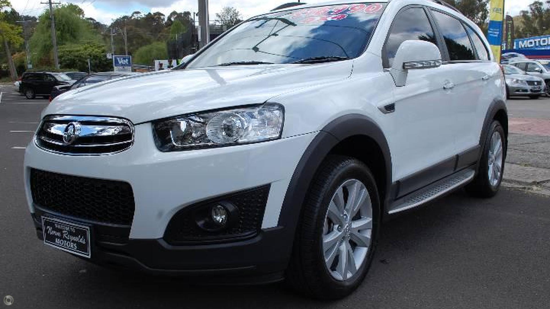2014 Holden Captiva 7 LT CG