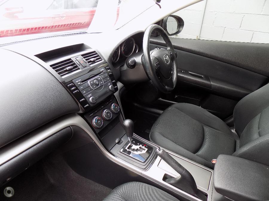 2011 Mazda 6 Classic GH Series 2
