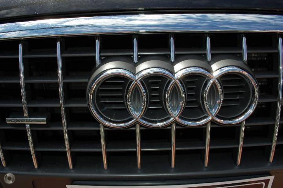 2010 Audi Q5 TFSI 8R