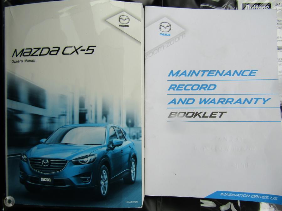 2015 Mazda CX-5 Maxx KE Series 2