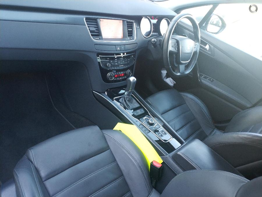 2011 Peugeot 508 GT (No Series)