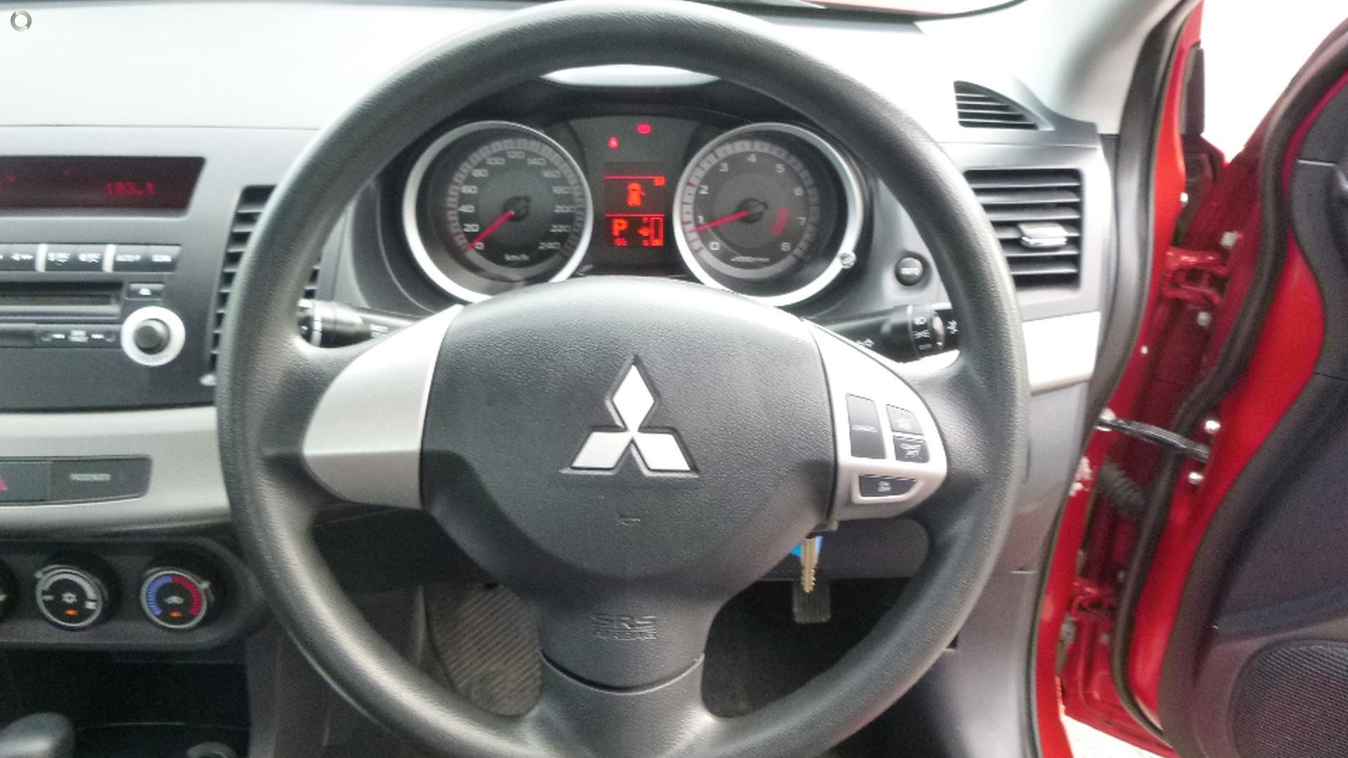 2008 Mitsubishi Lancer ES CJ