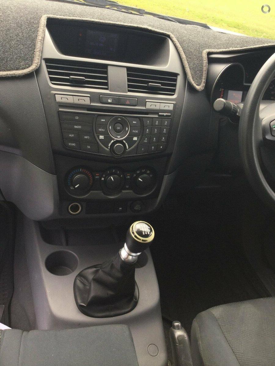 2012 Mazda BT-50 XT UP