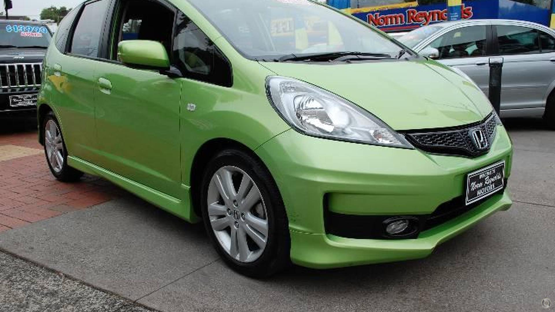 2012 Honda Jazz VTi-S GE