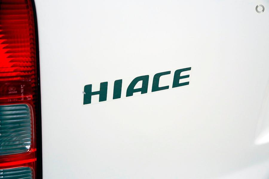 2015 Toyota Hiace  KDH221R