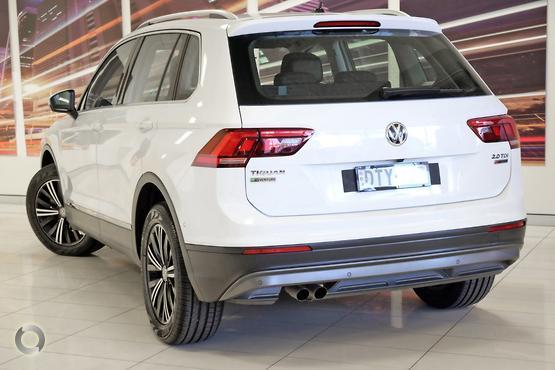 2017 Volkswagen Tiguan 110TDI Adventure 5N