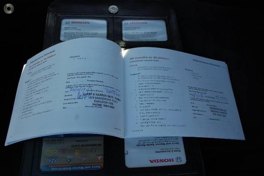 2011 Honda Accord VTi 8th Gen