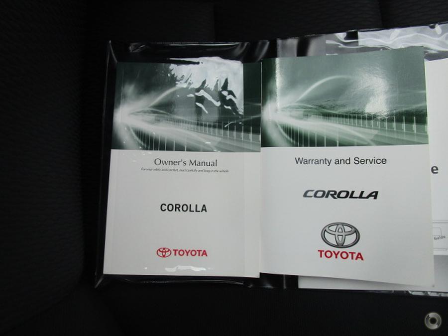 2016 Toyota Corolla Ascent ZRE172R
